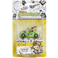 Micro Scalextric Looney Tunes Wile E. Coyote Car - Scale 1:64