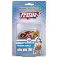 Micro Scalextric Justice League Wonder Woman Car - Scale 1:64