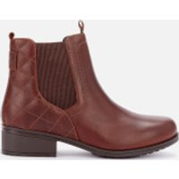 Barbour Women's Rimini Chelsea Boots - Teak - UK 3