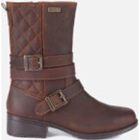 Barbour Barbour Women's Garda Ankle Boots - Teak - UK 5