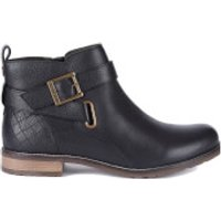 Barbour Barbour Women's Jane Ankle Boots - Black - UK 4