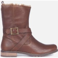 Barbour Barbour Women's Jennifer Mid Boots - Brown - UK 3