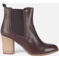Barbour Women's Valentina Heeled Chelsea Boots - Mocha - UK 8