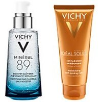 VICHY Beauty Expert Exclusive Hydrate and TanSummer Skin Routine