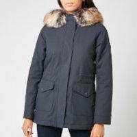 Barbour Womens Bournemouth Jacket - Dark Navy - UK 14