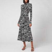 Stine Goya Women's Asher Dress - Pleats Black - XL