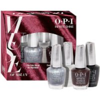 OPI Nail Polish Muse of Milan Collection Infinite Shine Long Wear System Mini Gift Set
