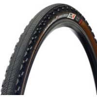 Challenge Gravel Grinder Tubeless Ready Clincher Tyre - 700 x 38c - Brown