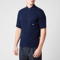 Napapijri X Martine Rose Men's E-Towan Polo Shirt - Maritime Blue - M
