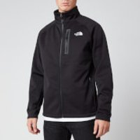 The North Face Men's Canyonlands Soft Shell Jacket - TNF Black - M