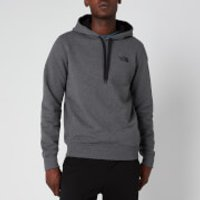 The North Face Men's Seasonal Drew Peak Pullover Hoodie - TNF Medium Grey/TNF Black - M