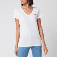 The North Face Women's Simple Dome T-Shirt - TNF White - S