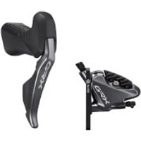 Shimano GRX Di2 RX815 STI Lever with RX810 Caliper - Right Lever/Front Brake