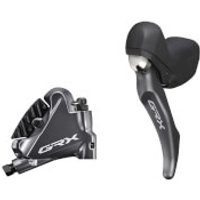 Shimano GRX ST-RX810 2x11 STI Lever with RX810 Caliper - Left Lever/Rear Brake