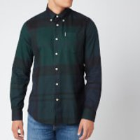Barbour Men's Dunoon Shirt - Black Watch Tartan - L