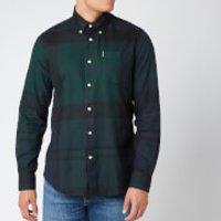 Barbour Men's Dunoon Shirt - Black Watch Tartan - XL
