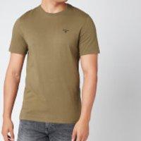 Barbour Men's Sports T-Shirt - Olive - XXL