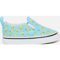 Vans X The Simpsons Toddlers' Slip-On Trainers - Maggie - UK 6 Toddler