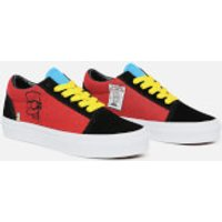 Vans X The Simpsons Kids' Old Skool Trainers - El Barto - UK 2 Kids