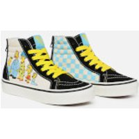 Vans X The Simpsons Kids Sk8 Hi-Top Trainers - 1987-2020 - UK 1 Kids