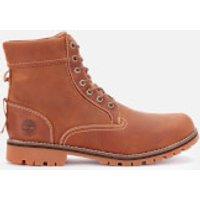 Timberland Men's Rugged Waterproof Leather II 6 Inch Boots - Rust - UK 10