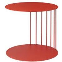 Broste Copenhagen Pouf Steel Table - Auburn