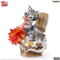 Image of Iron Studios Tom & Jerry Prime Scale Statue 1/3 Tom & Jerry 21 cm