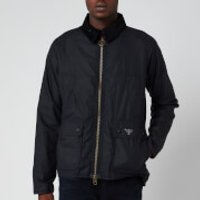 Barbour Beacon Mens Bedale Wax Jacket - Navy - L