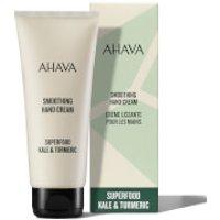 AHAVA Smoothing Kale and Turmeric Hand Cream 100ml