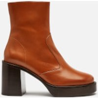 Simon Miller Women's Low Raid Heeled Boots - Toffee - UK 3