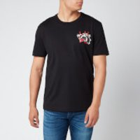 HUGO Mens Dostok T-Shirt - Black - M