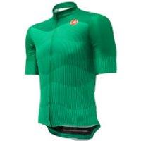 Castelli Foresta Squadra Jersey - L - Green