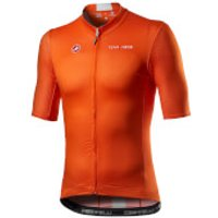 Castelli Team Ineos The Line Jersey - XS - Orange