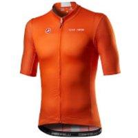 Castelli Team Ineos The Line Jersey - XXL - Orange