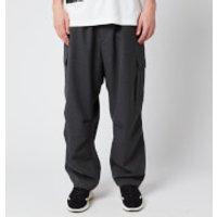 Y-3 Men's Classic Winter Wool Cargo Pants - Chamel - M
