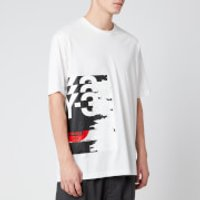 Y-3 Men's CH1 Short Sleeve T-Shirt - White - L