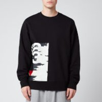 Y-3 Men's Ch1 GFX Sweatshirt - Black - S