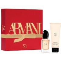 Armani Si EDP 30ml Christmas Gift Set (Worth £68.00)
