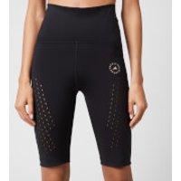 adidas by Stella McCartney Women's Truepure Cycle Shorts - Black - XS