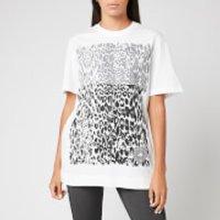 adidas by Stella McCartney Women's Graphic T-Shirt - White - L