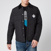 Barbour Beacon Men's Aken Quilt Jacket - Black - M