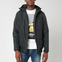 Barbour International Mens Lane Jacket - Black - L