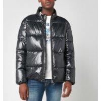 Barbour International Mens Act Quilt Jacket - Black - L