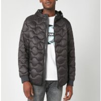 Barbour International Mens Acoustics Quilt Jacket - Black - XXL