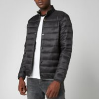 Barbour International Men's Mark Quilt Jacket - Black - XL