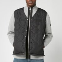 Barbour International Men's Givi Gilet - Black - L