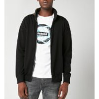 Barbour International Men's Aspect Zip Thru Sweatshirt - Black - S