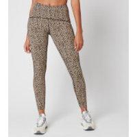 Varley Womens Meadow Leggings - Classic Leopard - XS