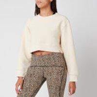 Varley Women's Albata Sweatshirt - Oat Milk - M