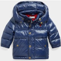 Polo Ralph Lauren Boys' Padded Jacket - Navy - 12 Months